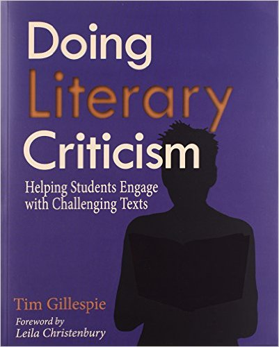 Doing Literary Criticism