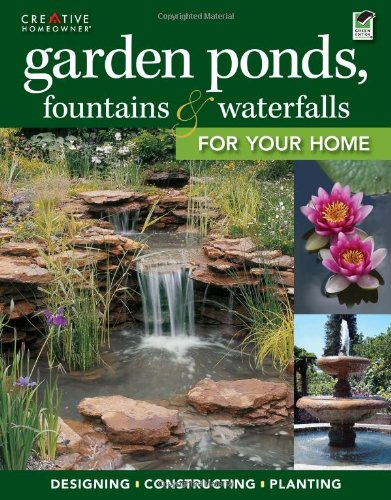 Garden Ponds, Fountains & Waterfalls for Your